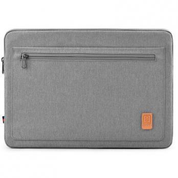 "Чехол-папка WiWU Pioneer Laptop Sleeve for Laptop 14"" (Grey)"