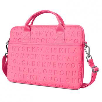 """Ручная сумка WiWU Vogue Laptop Slim Bag 13,3"""" с ремешком (Red)"""
