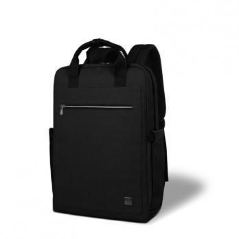 Рюкзак для ноутбука WiWU Pioneer Backpack Fingerprint Pro (Black)