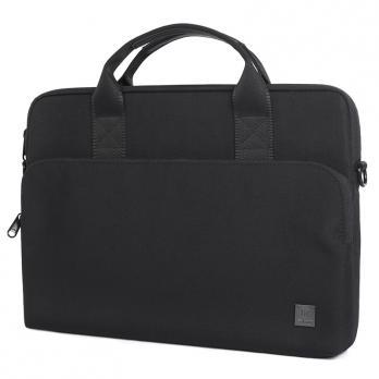 """Сумка для ноутбука WiWU Alpha Slim Handbag 14"""" (Black)"""